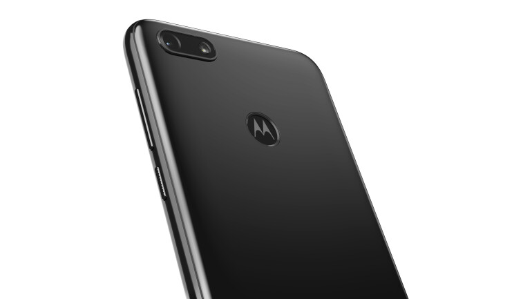 Moto E6 Play BLACK 4